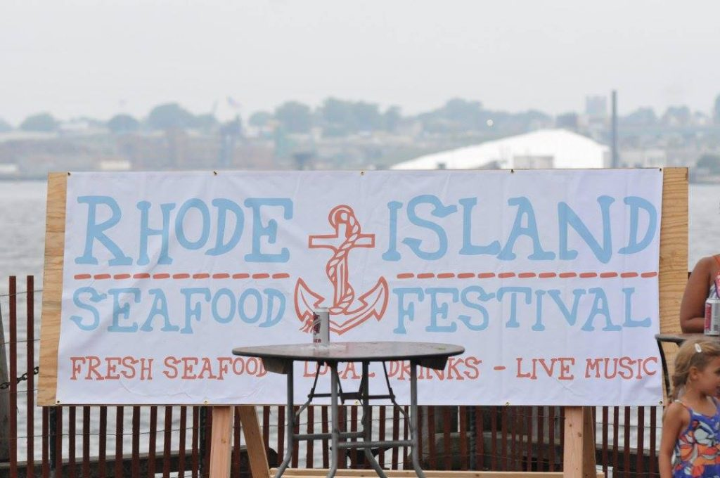 Courtesy of Rhode Island Seafood Festival